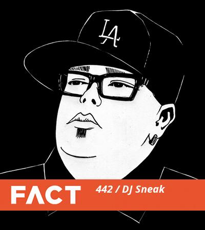 FACT mix 442: DJ Sneak