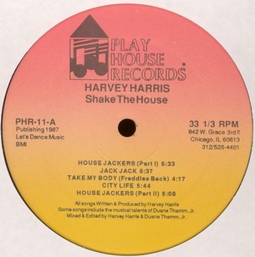 HarveyHarris