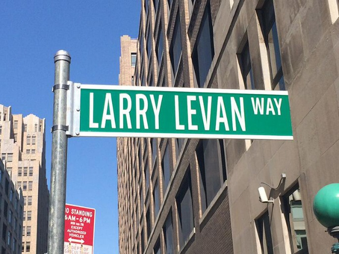 Watch the livestream from RBMA's Larry Levan Street Party in New York