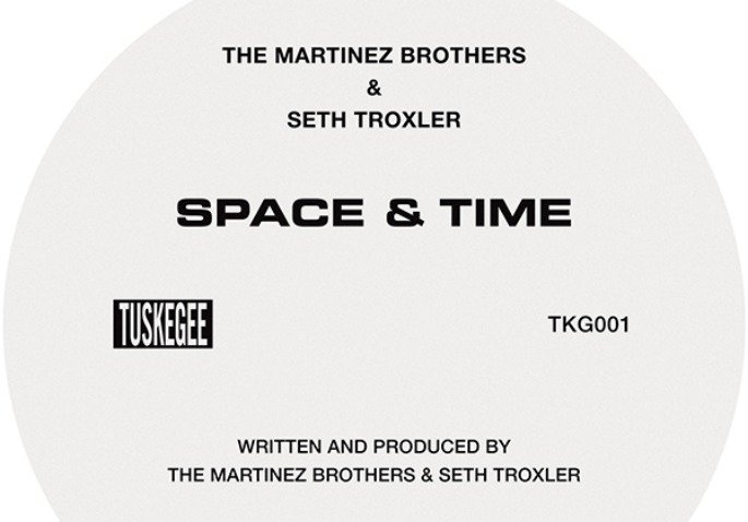 The Martinez Brothers and Seth Troxler launch Tuskegee Music with collaborative 12""