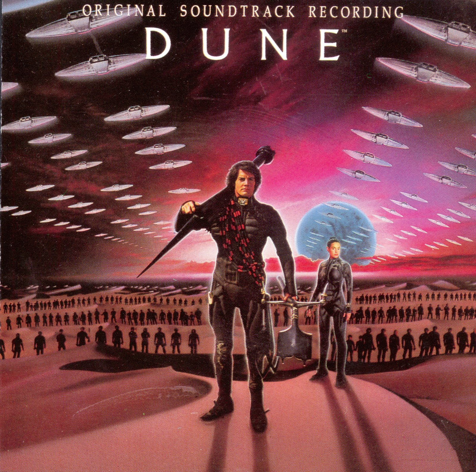 Toto S Dune Soundtrack To Get Vinyl Re Issue Fact