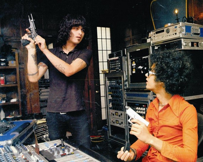 The Mars Volta To Reissue Early Albums On Vinyl Tease