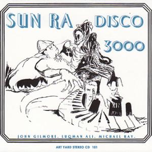 sun ra disco 3000 sleeve