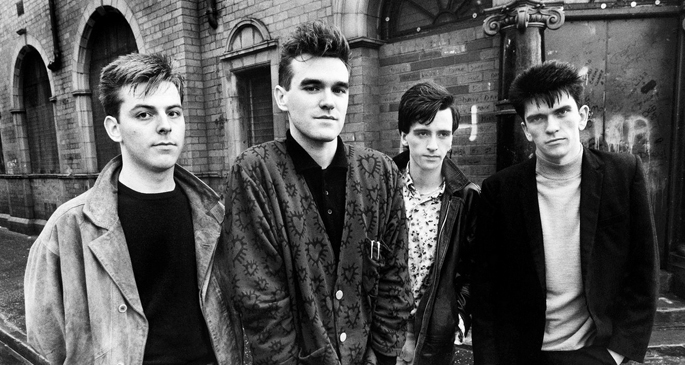 Look what's on The Smiths' 1986 tour rider