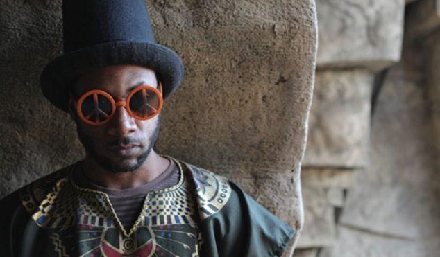Lucky number: meet hip-hop ghostwriter turned house music space cadet Seven Davis Jr.