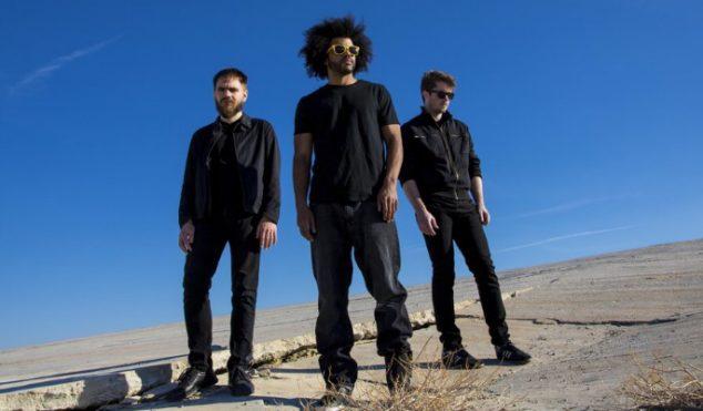 Stream the debut album by Sub Pop industrial rap trio Clipping.