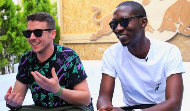 FACT TV at Sonar 2014: Buraka Som Sistema make Club Music with a Cultural Twist