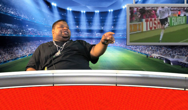 The World Cup's most controversial moments… with Big Narstie commentating