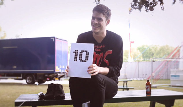 Watch Ryan Hemsworth review the week's singles