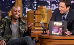 """""""That's a Prince judo move right there"""": Dave Chappelle on Prince cover, and first meeting Kanye"""