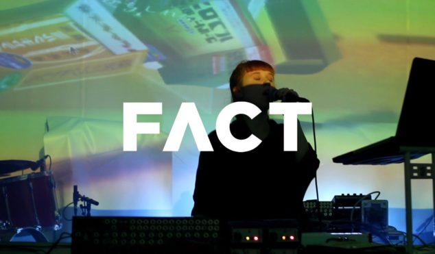 FACT TV at Mutek: Holly Herndon