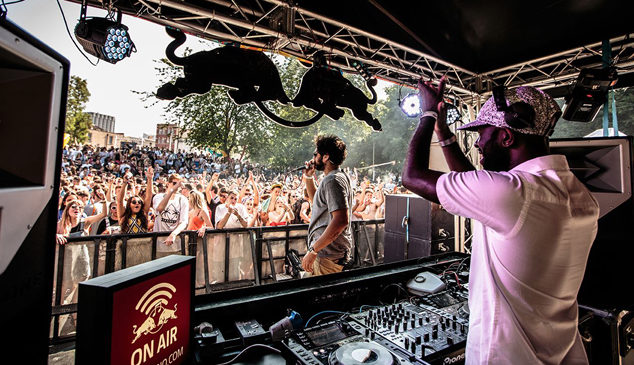 RBMA announces 2014 Sound System series with Jazzie B, DJ Hype, Toddla T and more