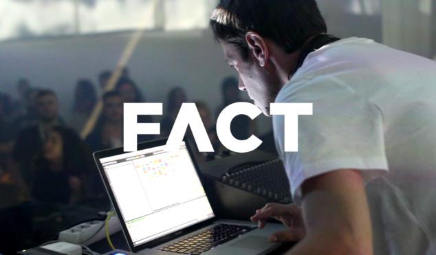FACT TV at Mutek: Fluxion