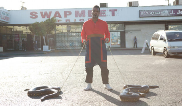 Black Gold: Shabazz Palaces tear up the rule book once more