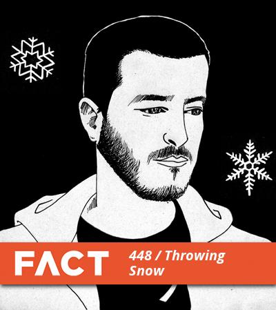 FACT mix Throwing Snow - whitemain