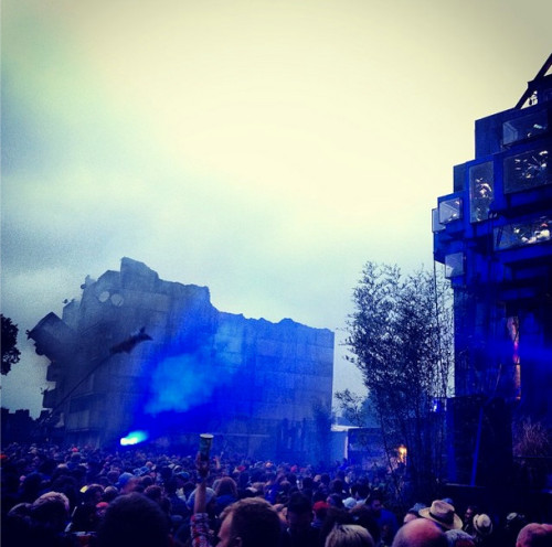 Glastonbury Day 2: David Morales' tribute to Frankie Knuckles goes down a storm