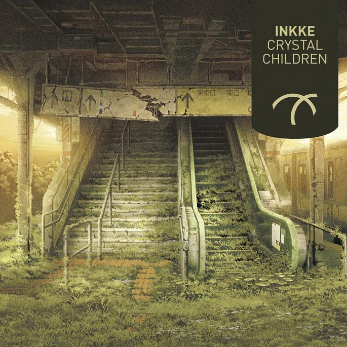 Glasgow newcomer Inkke announces new EP <i>Crystal Children</i>