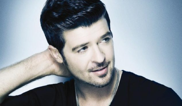 Robin Thicke's new album Paula sells 530 copies in the UK – and under 54 in Australia