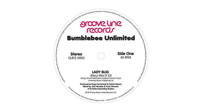 Bumblebee Unlimited's classic 'Lady Bug' receives audiophile reissue