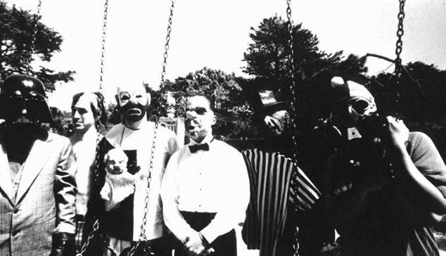 Avant-metal weirdos Mr. Bungle prep vinyl reissue campaign