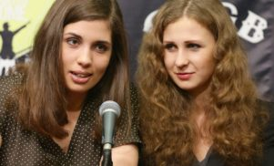 Pussy Riot members sue Russian government for human rights violations