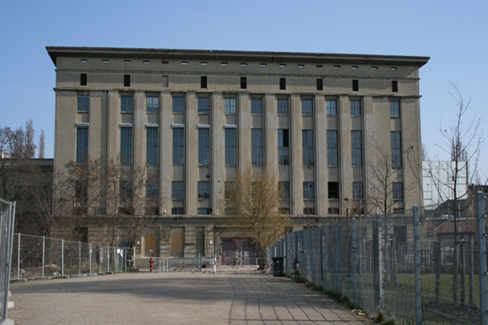 Berghain celebrates 10 years with art exhibition featuring Carsten Nicolai and more