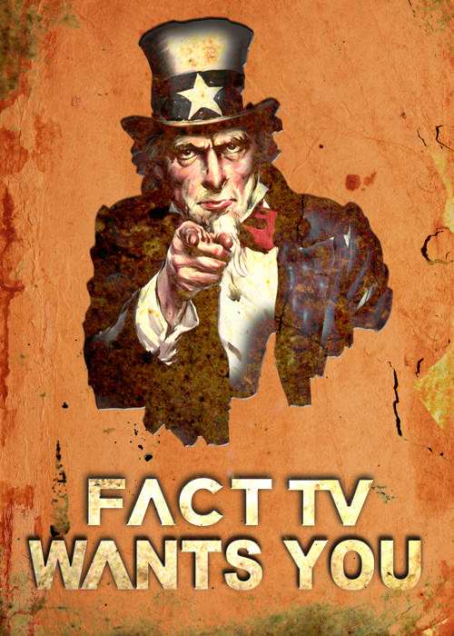 FACT TV seeks videographers, filmmakers and more