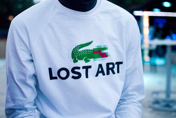 LOST ART ©GC_HIDEOUT1452