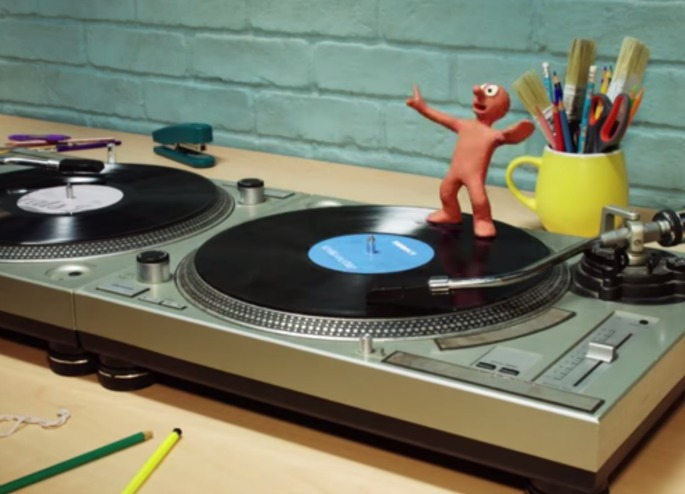 Plasticine hero Morph returns –and he's a DJ now