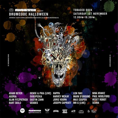 drumcodeflyer-7.14.2014