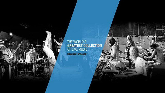 Music Vault remasters 13,000 rare concert videos for YouTube