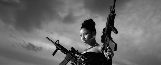 Nicki Minaj remixes Rae Sremmurd's song-of-the-summer contender, 'No Flex Zone'