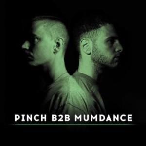 pinch b2b mumdance review - 7.2.2014