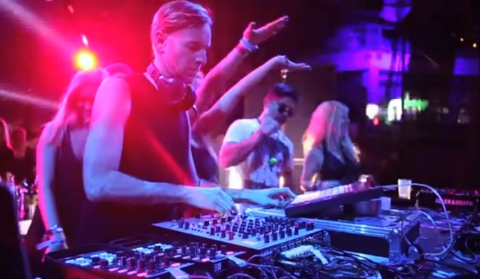 Richie Hawtin to stream entire residency at Ibiza's Space