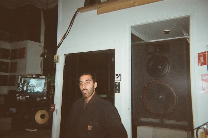 San Francisco techno fiend Skander debuts on L.A. Club Resource; listen to 'Dirge 1' now