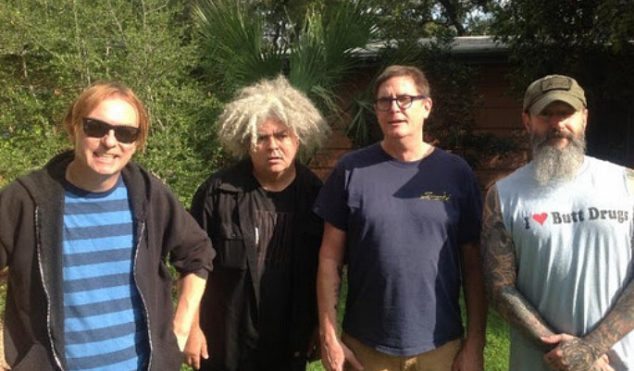 The Melvins recruit two Butthole Surfers for Hold It In LP