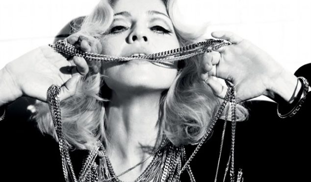 Diplo, MNEK and Ariel Rechtshaid are working on the new Madonna album