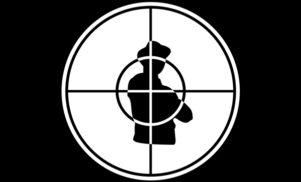 Chuck D explains Public Enemy's iconic logo