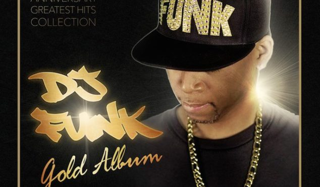 DJ Funk celebrates 20 years of booty house with 3-disc greatest hits collection