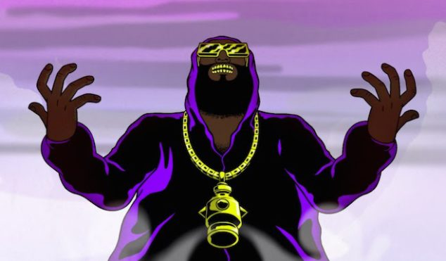 """Watch the """"birth"""" of Flying Lotus side project Captain Murphy"""