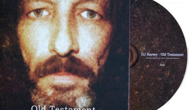 "Stream DJ Harvey's ""rare as unicorn pee"" Old Testament mix"