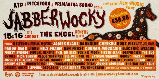 ATP cancels Jabberwocky Festival 2014