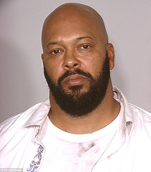Suge Knight reportedly shot six times in West Hollywood