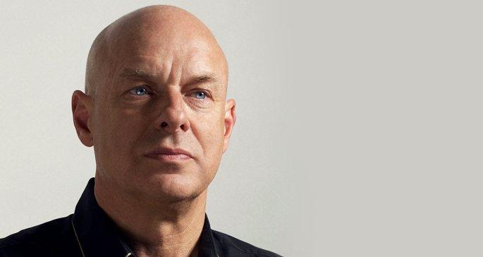Brian Eno response Peter Schwartz Gaza