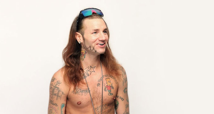 """Riff Raff to Sam Smith: """"thanks for cutting me out, you chubby little factory"""""""