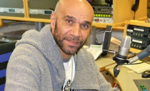 """I'm sorry if my dog bit you in the face, I shouldn't have left him in the passenger seat"": listen to Radio 4's Goldie documentary"