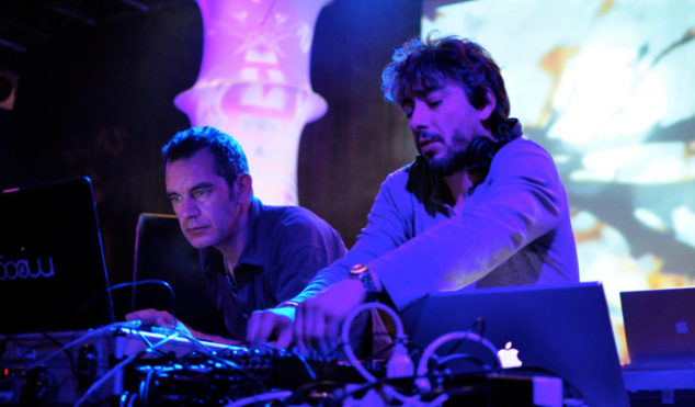 Move D and Jonah Sharp ready live album as Reagenz for The Bunker's fast-rising label