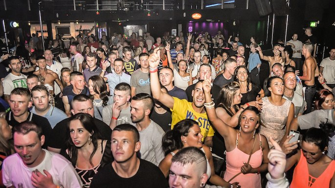 """""""Geordie Shore this ain't"""": introducing makina, the northeast scene keeping the hardcore flame burning"""