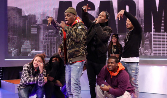 A$AP Mob's collaborative album has been scrapped but new A$AP Rocky material is on the way
