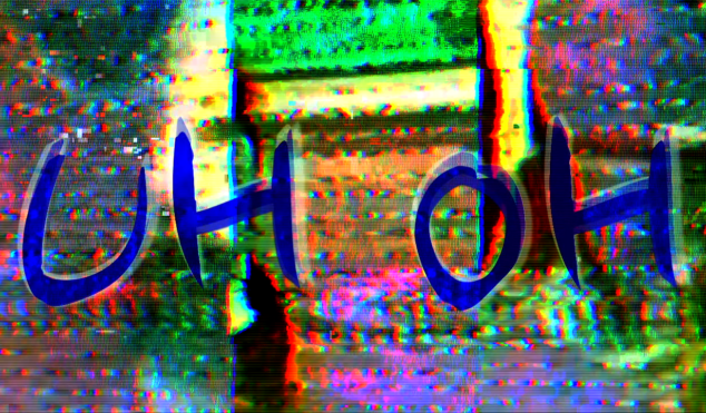 Watch Druture and Sinden's cyberpunk-influenced 'Uh Oh!', directed by Dro Carey